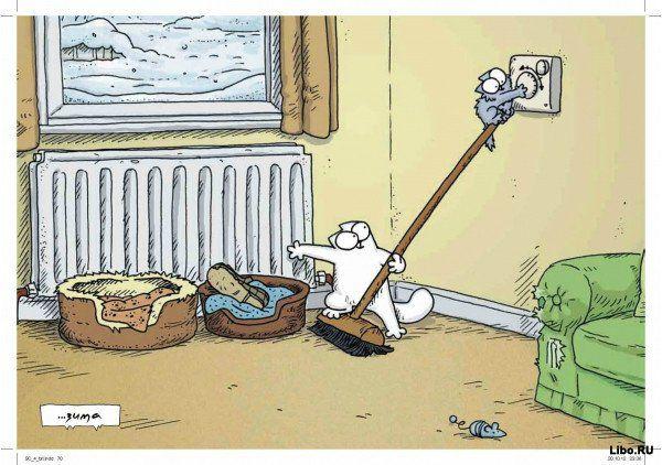 Кот Саймона. Игра без правил