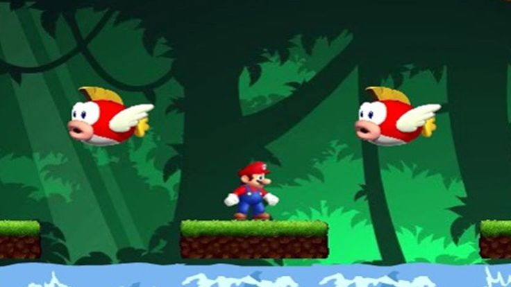 JOJO Kids ✪ Mario In The Jungle Game For Kids ☀ Baby Play Android Games!