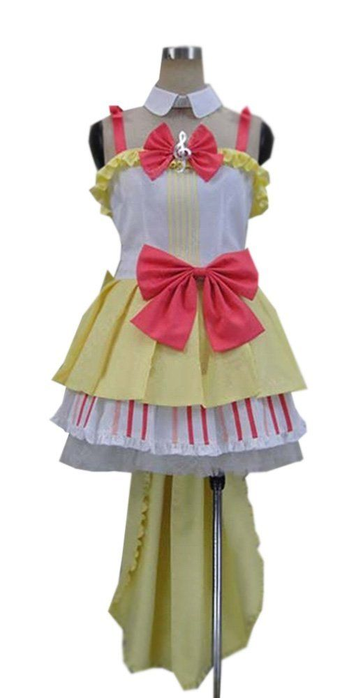 Onecos Pripara Manakalaala Cute Dress Cosplay Costume ** Find out more about the great product at the image link.