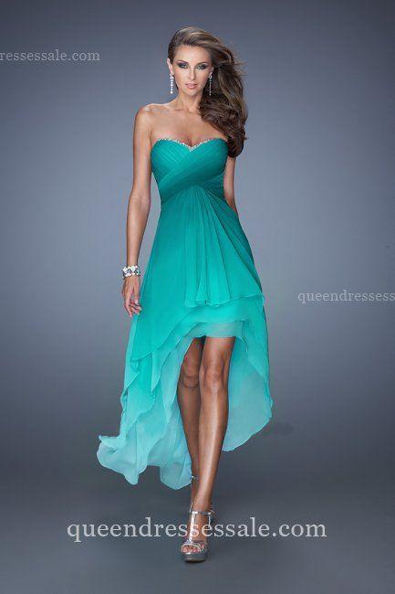 14 besten Prom Dresses & Homecoming Dresses Bilder auf Pinterest ...