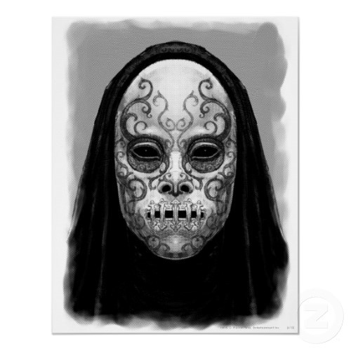 17 best images about death eaters the knights of for Harry potter death eater tattoo