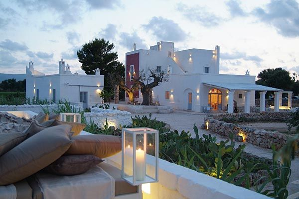 Masseria Cimino - Best Italian Hotels- Artemest