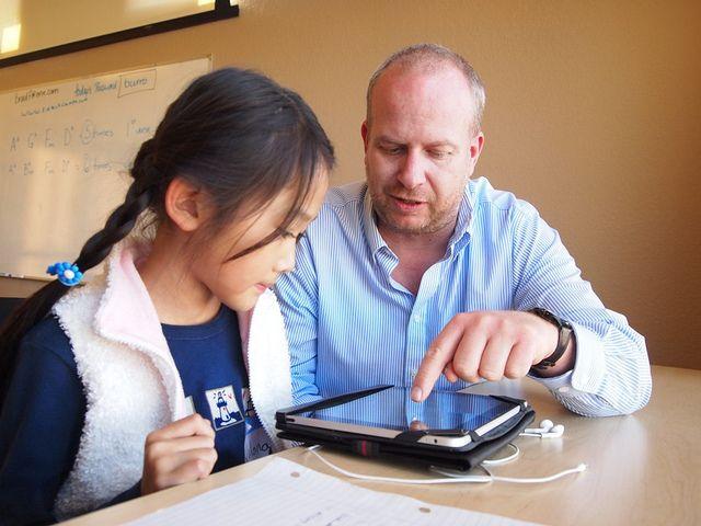 Répertoire d'applications pour utiliser un iPad en classe