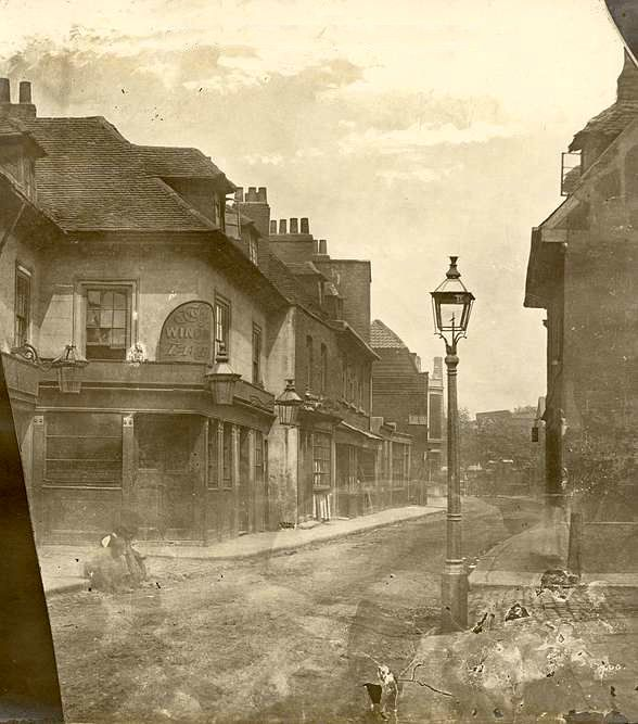 Lambeth High Street 1847..