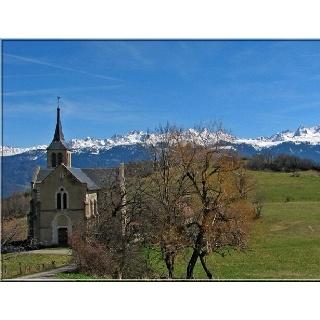Eglise Saint Bernard du Touvet