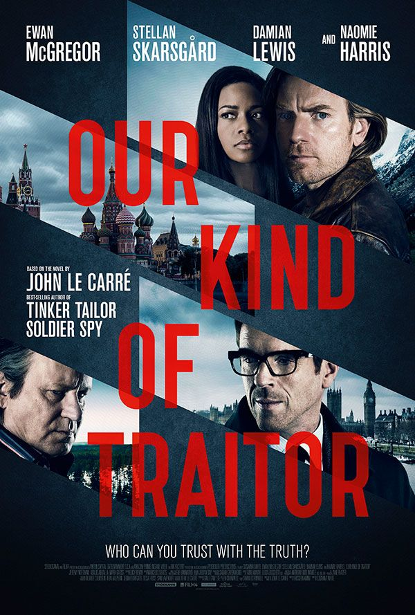 105 Our Kind Of Traitor [27/05/06] {2} - ##### - What you expect from Le Carre and a top flight cast.                                                                                                                                                                                 More