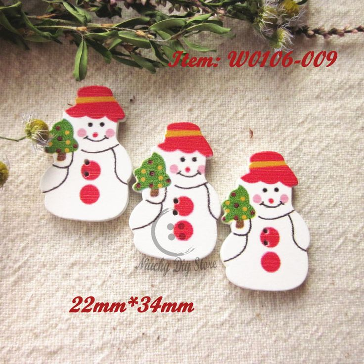 Find More Buttons Information about Christmas series Snowman wood buttons Christmas materials craft scrapbooking accessories,High Quality accessories lancer,China accessories online Suppliers, Cheap accessories set from Niucky Diy store(Buttons) on Aliexpress.com