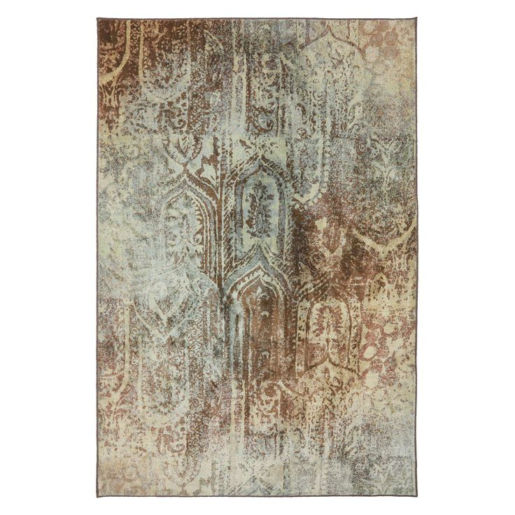 American Craftsman Serenity Bon Adventure Area Rug - Soften your living room with the American Craftsman Serenity Bon Adventure Area Rug. A true beauty, this rug comes in an array of soothing and ear...