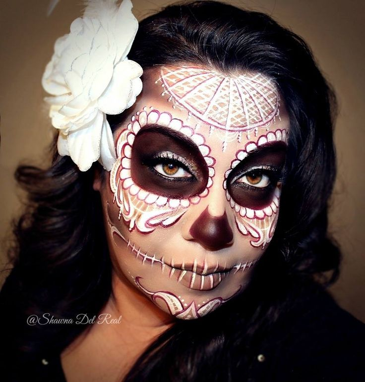 how to look mexican with makeup