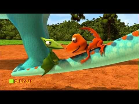 05 - Dino Train - Le plus grand dinosaure - YouTube