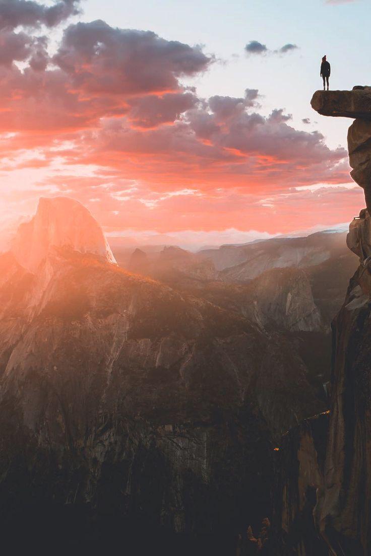 Glacier Point Yosemite National Park | anthran_photography