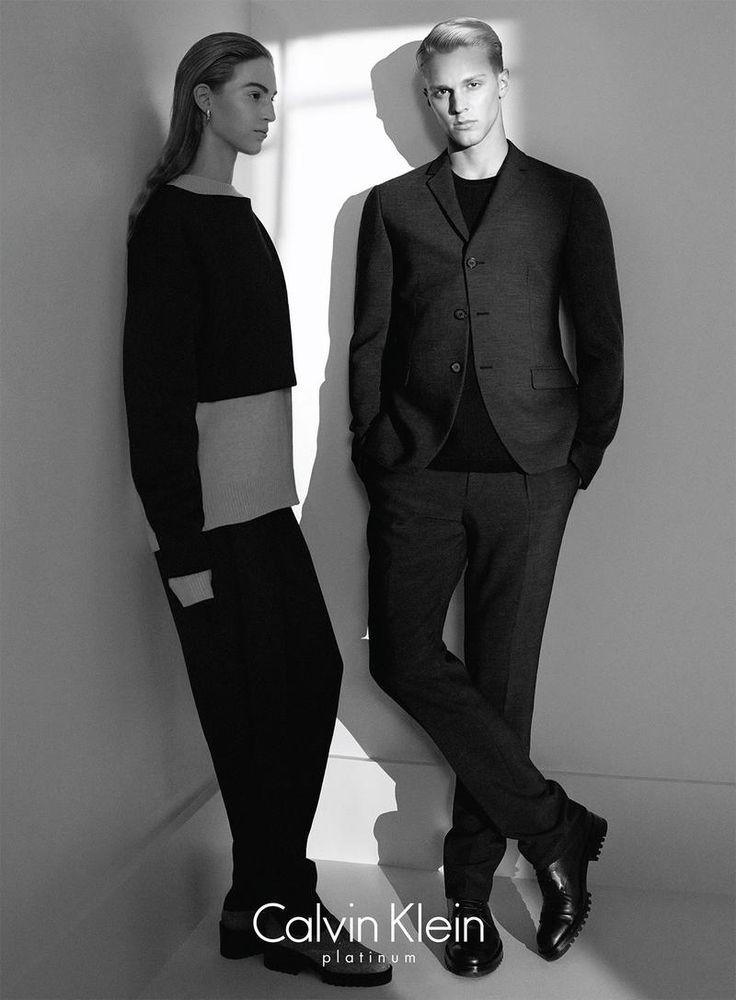 Calvin Klein Platinum Label F/W 14 (Calvin Klein)