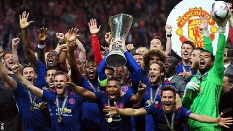 Manchester United have overtaken Real Madrid as the world's most valuable football team according to business magazine Forbes.  United were valued at $3.69bn (2.86bn) and returned to the top of the annual list for the first time in five years. Spanish club Barcelona were second with a worth of $3.64bn (2.82bn) as Real $3.58bn (2.77bn) went down to third. Six English teams were in the top 10 with Manchester City Arsenal Chelsea Liverpool and Tottenham joining United. German champions Bayern…