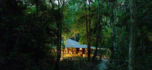 Moyo Island Luxury Wilderness Hideaway - Amanwana Luxury Beach Resort - the resort