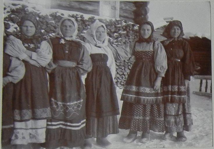 Вологодская 1898-99 гг.
