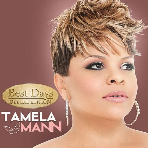 "Tamela Mann Makes Gospel Radio History. ""Best Days"" Scores Three Consecutive No. 1's 