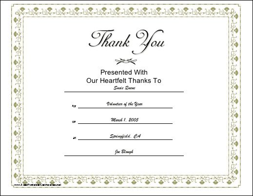 Free thank you for your donation certificate template gallery thank you donation certificate template images certificate the 20 best images about certificates on pinterest weekly yadclub Image collections
