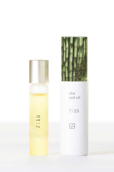 Best Bet: Uka Nail Oil, $36