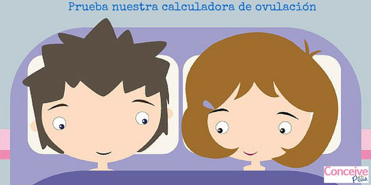 Saber cuándo ovulas aumentará considerablemente las probabilidades de quedar #embarazada. Conoce nuestra calculadora de #ovulación http://www.conceiveplus.com/ovulation-calculator/