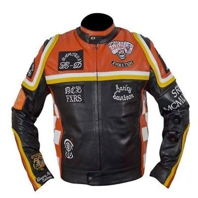 Mickey-Rourke-Marlboro-Man-Biker-Leather-Jacket-Custom-Made