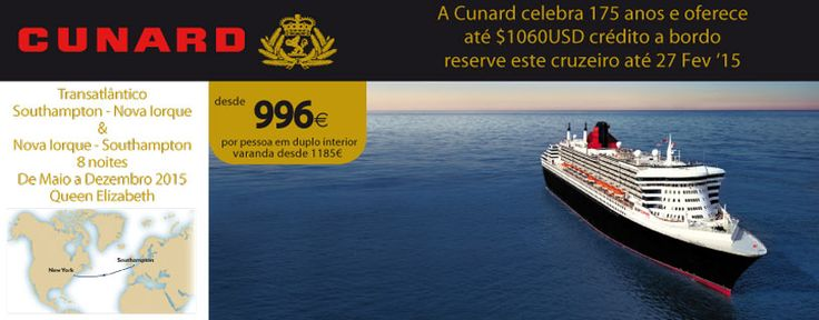 Cunard - James Rawes