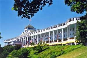 Mackinaw Island Mackinaw Island Mackinaw Island: Mackinac Islands Michigan, Buckets Lists, Grand Hotels, Favorite Places, Movie, Mackinaw Islands, Somewhere In Time, Hotels Mackinac, Families Time