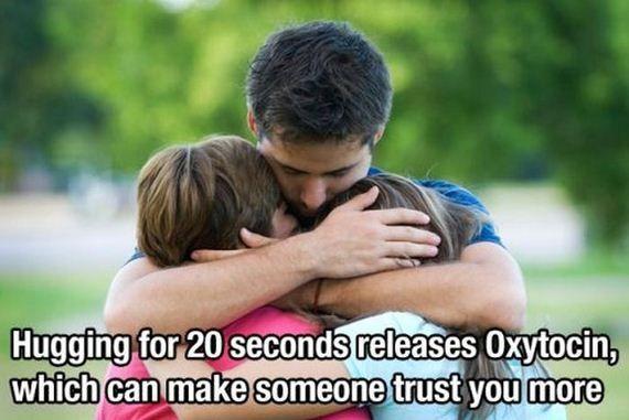 Hugs all around!