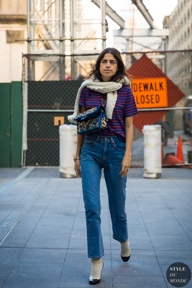 Leandra Medine By Styledumonde Street Style Fashion Photography 48a1238 City Looks Pinterest