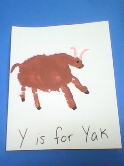 17 Best Images About Yak On Pinterest Trees Alphabet