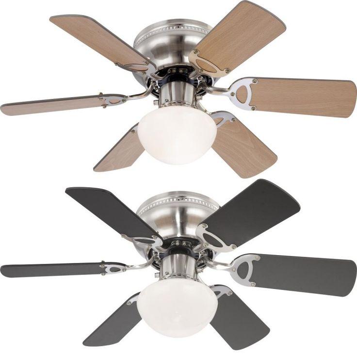 Fancy Globo Leuchten u LampenIm Sommer wie im Winter sorgt dieser klassisch designte Deckenventilator f r eine effiziente Luftumw lzung im Raum