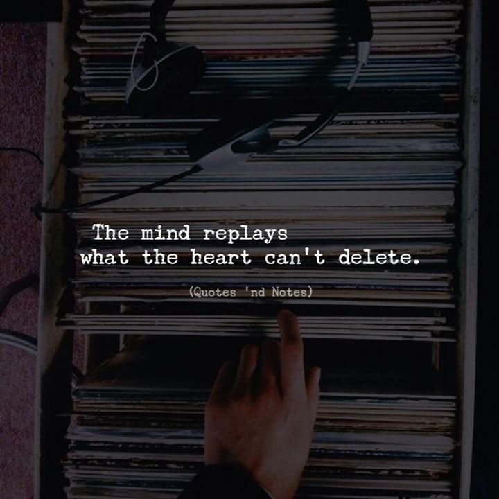 The mind replays what the heart cant delete. via (http://ift.tt/2hscWBy)