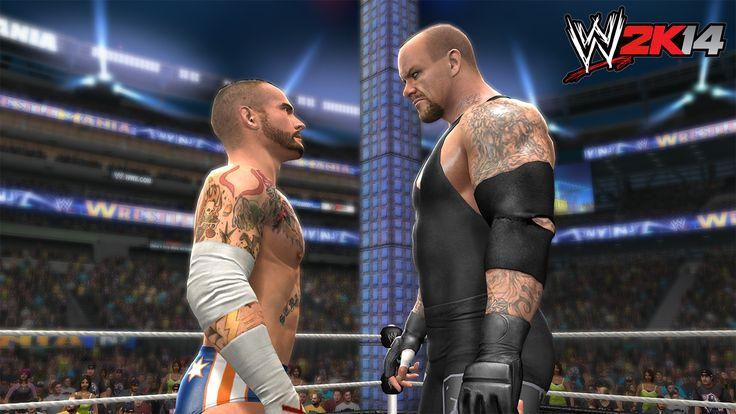 CM Punk vs. The Undertaker
