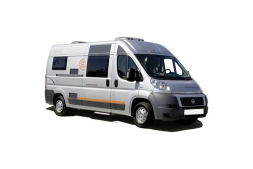 compact standard globecar pössl (or similar) - motorhome rental  in Germany.