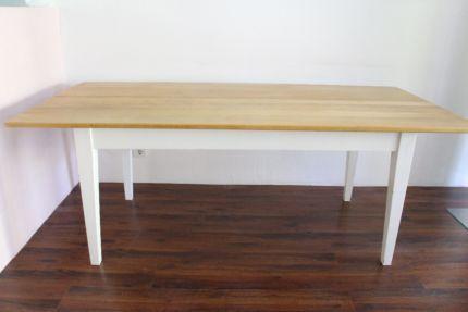 großer Vollholztisch, Buche , Buche, Schreinerarbeit in Freiburg - Kirchzarten | Esstisch gebraucht kaufen | eBay Kleinanzeigen