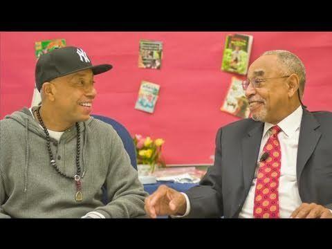 ▶ Voorbeeld van toegepaste Stiltetijd - Russell Simmons Visits DC Public School with Quiet Time Program - YouTube