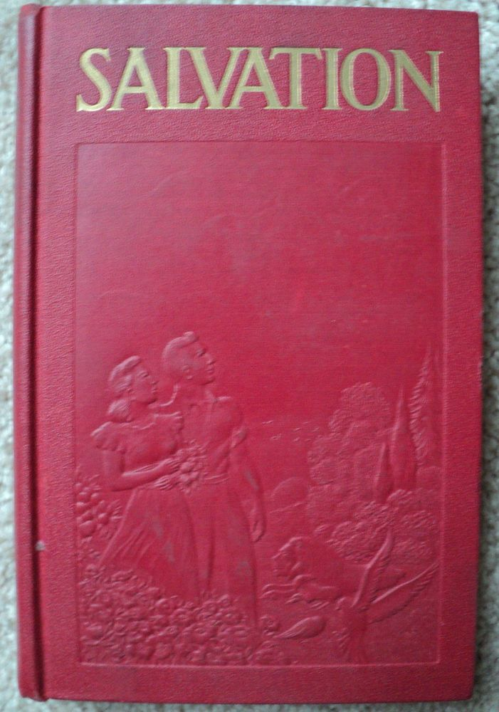 Salvation by J. F. Rutherford 1939 Jonadabs Jehovah ...