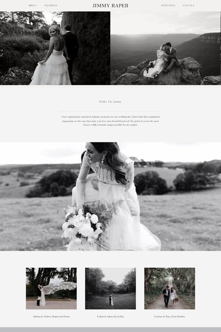 Destination Wedding Photography Website Design Crowd Ii Wor In 2020 Wedding Photography Website Design Photography Website Design Wedding Photography And Videography