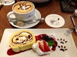 Image result for スヌーピー カフェ