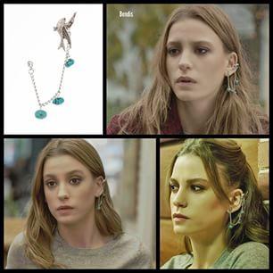 Instagram photo by bendistaki - Mira'nın favorisi -efsi kırlangıç küpemiz tekrar stoğumuza gelmiştir canlar!!!Hepsi Lidyana'da #Bendis markamızda!! #medcezir Beautiful Mira's martin bird earring is back in stock- all at bendistaki.com!! ❤️❤️ #medcezir #mira #miranınküpesi #kırlangıç #küpe #earring #fashion #jewelry #trend @lidyanacom #style #lidyana #instafashion
