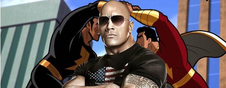 Rock Talks About Shazam Movie Role - DC Comics News http://dccomicsnews.com/2014/08/19/rock-talks-shazam-movie-role/