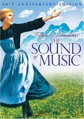 The Sound of Music~~~classic....fabulous.....I never get tired of this one. Julie Andrews is wonderful and here voice is gorgeous!