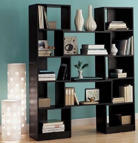 ikea siyah kitaplık