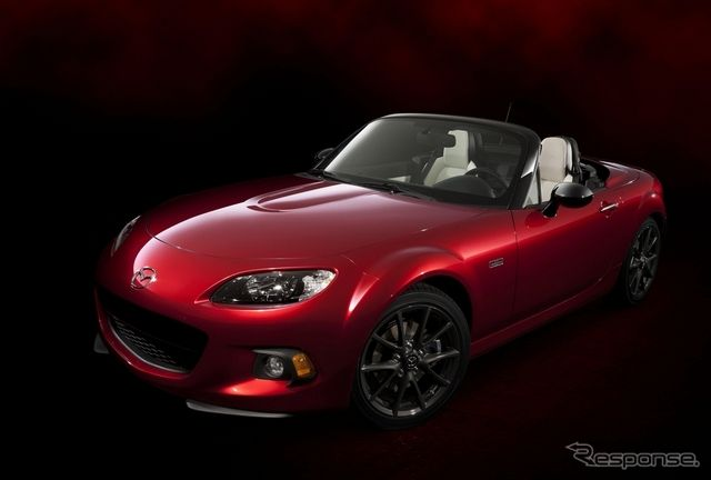 NC3 Roadster@25th limited
