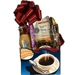 Coffee Gift Basket For One | Cheap Coffee Gift Baskets