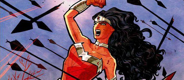 Women's History Month Superheroine Spotlight: Wonder Woman