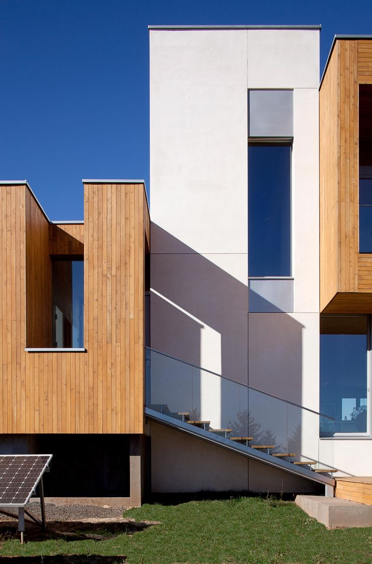 Best 25+ Exterior stairs ideas on Pinterest | Entrance design ...