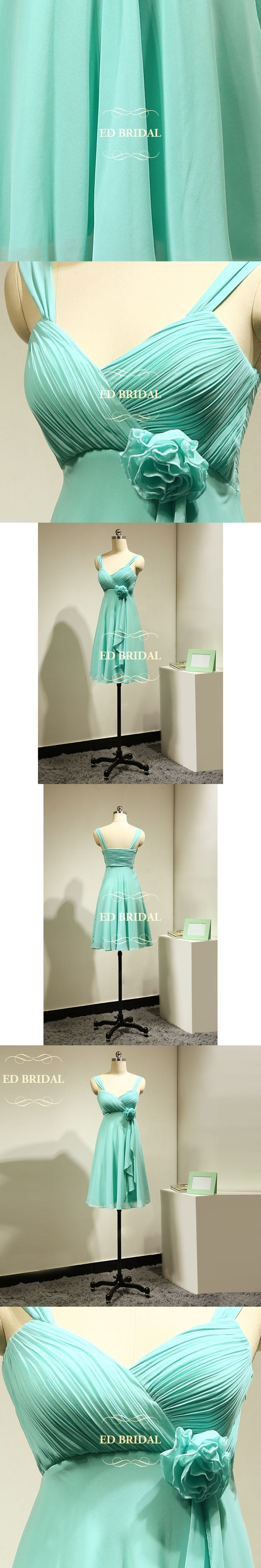 Custom Made Chiffon Mint Green Maternity Short Bridesmaid Dresses for Pregnant Women Special Occasion Party Dress