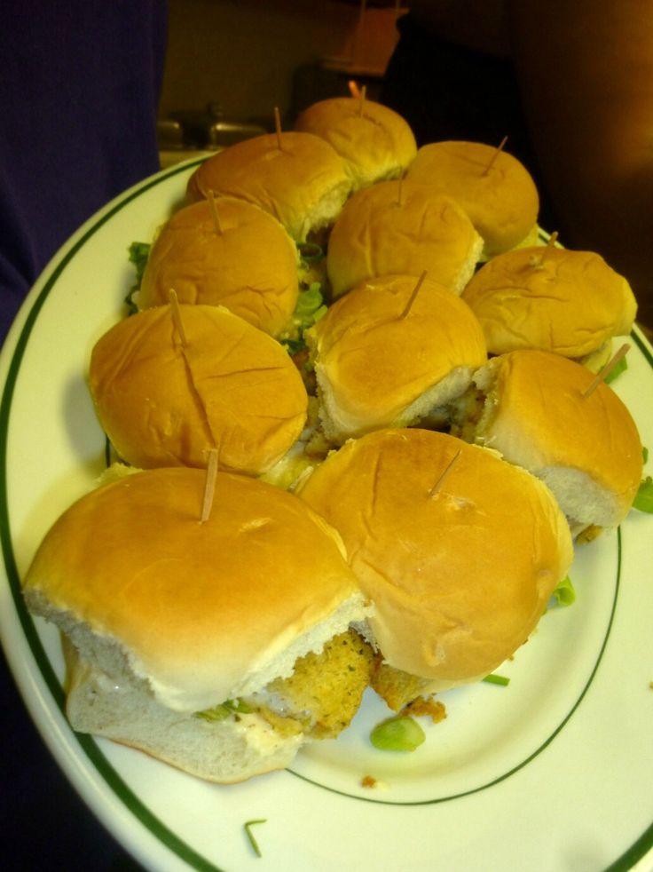 Garlic mayo, Crusted tilapia and Fish on Pinterest