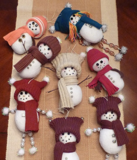 1000 Images About Sweater Snowmen On Pinterest Crafts