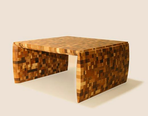 If Itu0027s Hip, Itu0027s Here: Putting A Fingerprint On Custom Wood Furniture. A